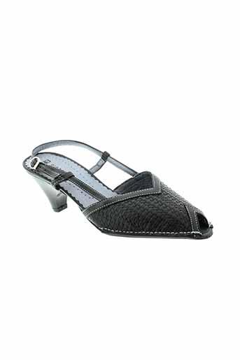 pietro et bianchi sandales et nu et pieds femme de couleur noir