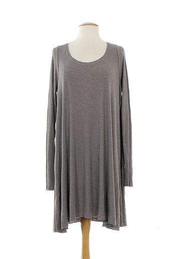 lilith tuniques femme de couleur gris