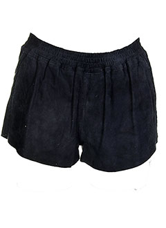 Produit-Shorts / Bermudas-Femme-AMBRE BABZOE