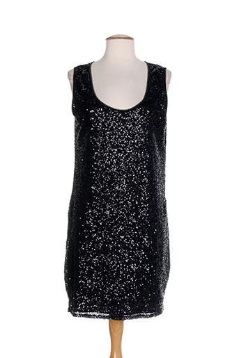 ankorel robes femme de couleur noir
