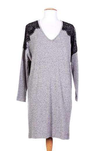 lady lol robes femme de couleur gris