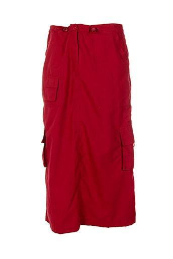 15 et degres et sud jupes et longues femme de couleur rouge (photo)