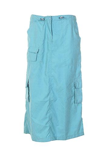 15 et degres et sud jupes et longues femme de couleur bleu (photo)
