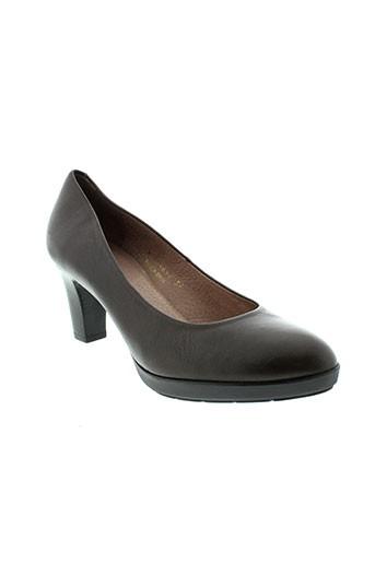 gadea escarpins femme de couleur gris