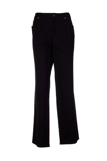 escada pantalons et decontractes femme de couleur noir
