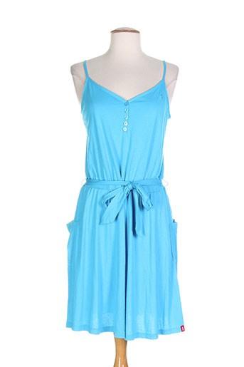 edc by esprit robes femme de couleur bleu