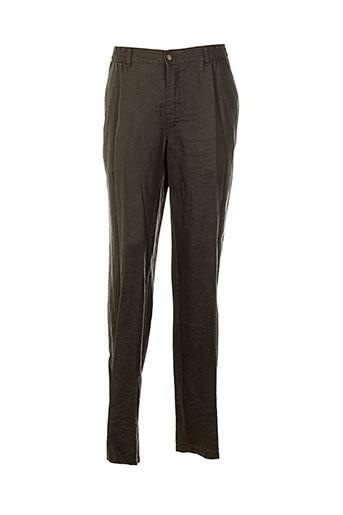 new sportswear pantalons femme de couleur marron