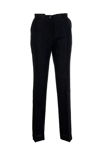 weill pantalons homme de couleur noir