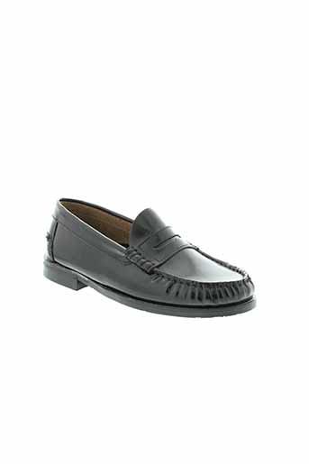 paul&nany chaussures enfant de couleur noir