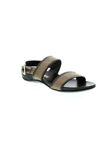 arriva chaussures femme de couleur beige