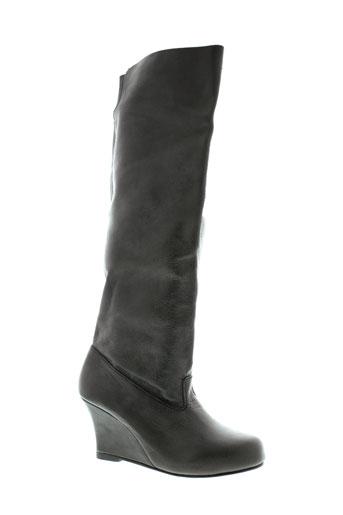 charlie joe chaussures femme de couleur noir
