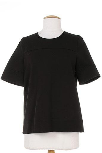 gerard darel t-shirts femme de couleur noir