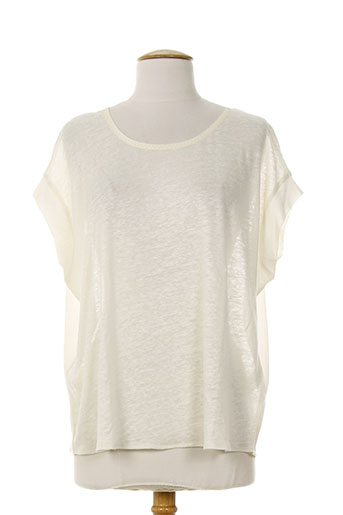 bella jones t-shirts femme de couleur beige