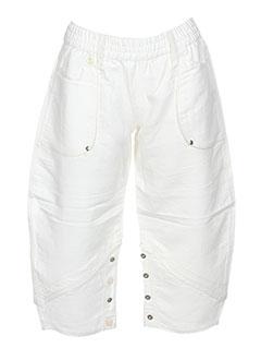 Produit-Shorts / Bermudas-Femme-CATY LESCA