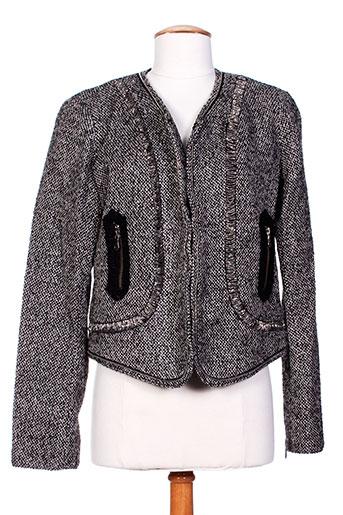 corleone vestes femme de couleur noir