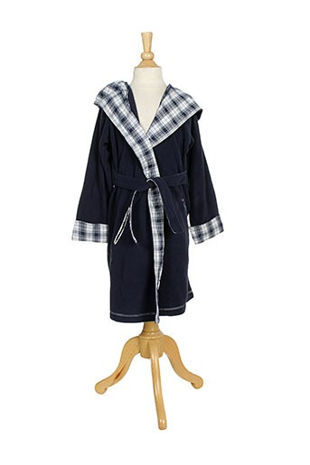 absorba robes et de et chambre et peignoirs garcon de couleur bleu (photo)