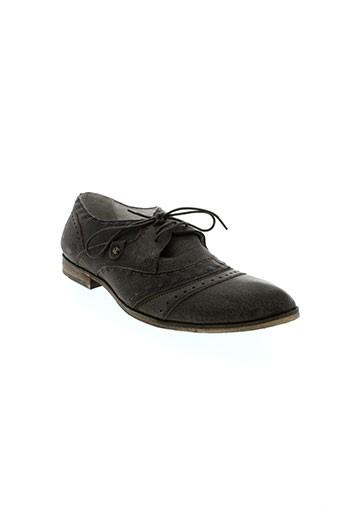 buggy chaussures homme de couleur marron