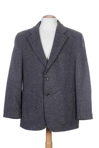 Veste chic / Blazer gris COBALT pour homme
