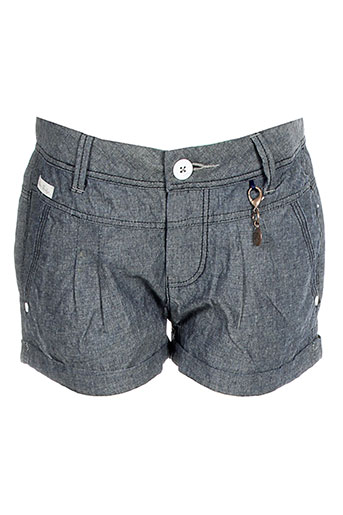 baker bridge shorts et bermudas fille de couleur bleu