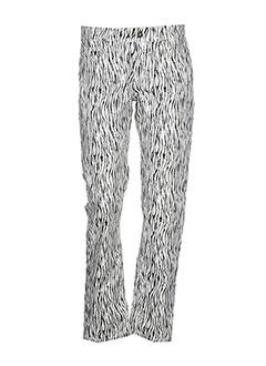 Pantalon casual noir CMK pour femme