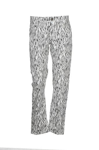 cmk pantalons femme de couleur noir