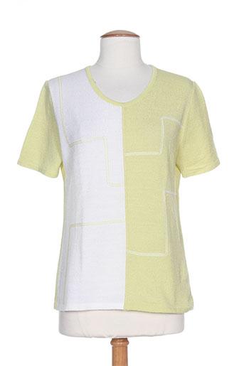 i.odena chemises femme de couleur vert