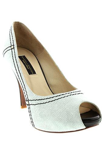 sacha london chaussures femme de couleur gris