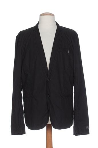 diesel vestes homme de couleur noir