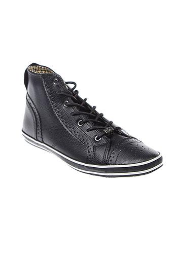 dc co chaussures femme de couleur noir