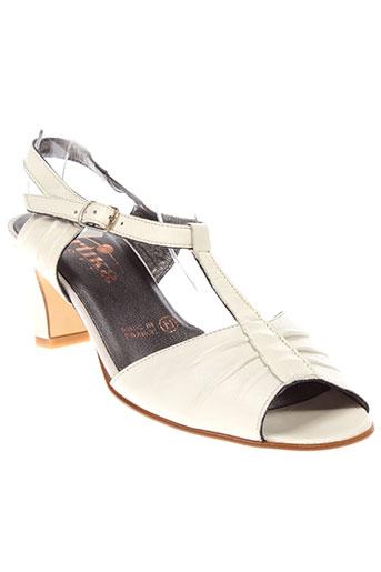 artika et soft sandales et nu et pieds femme de couleur blanc