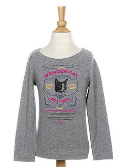 Produit-T-shirts / Tops-Fille-CKS