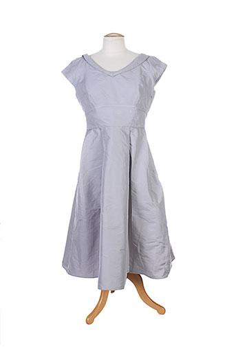 lilith robes femme de couleur gris