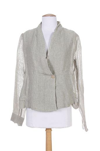 lilith vestes femme de couleur beige