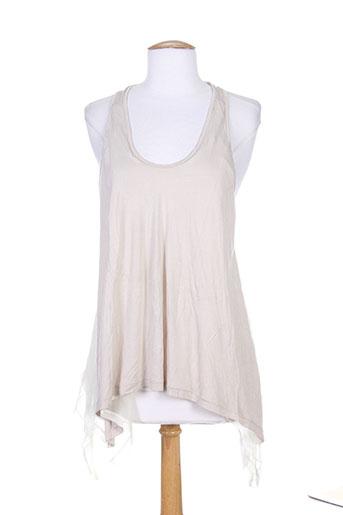 barbara bui chemises femme de couleur gris