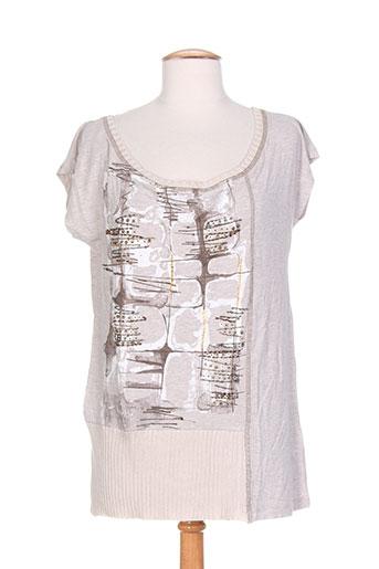 angels never die chemises femme de couleur gris