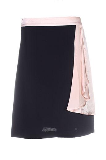 jean-luc francois jupes femme de couleur rose