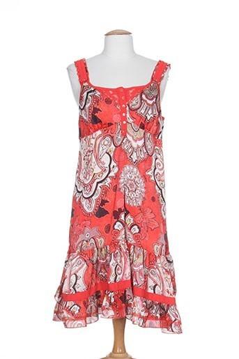 collection privee robes femme de couleur rouge
