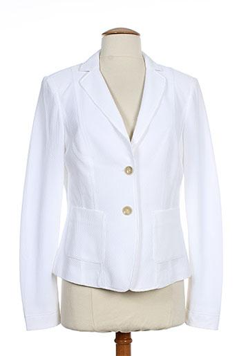 luisa cerano vestes femme de couleur blanc