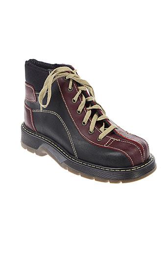 zapper's chaussures fille de couleur noir