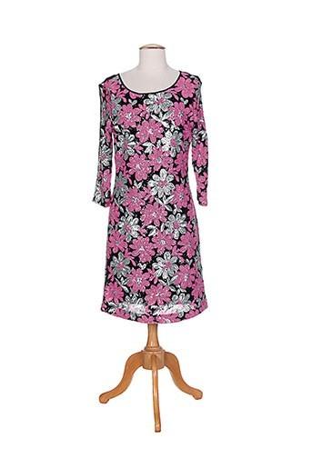 rubyray robes femme de couleur rose