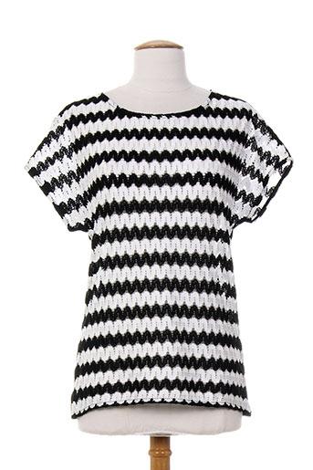 anna scott chemises femme de couleur noir