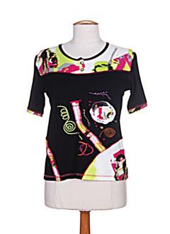 Produit-T-shirts / Tops-Femme-CHRISTIAN MARRY