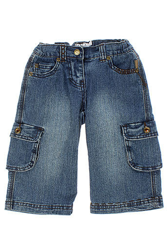 noppies jeans fille de couleur bleu
