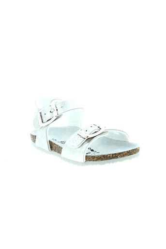 goldstar sandales et nu et pieds fille de couleur gris