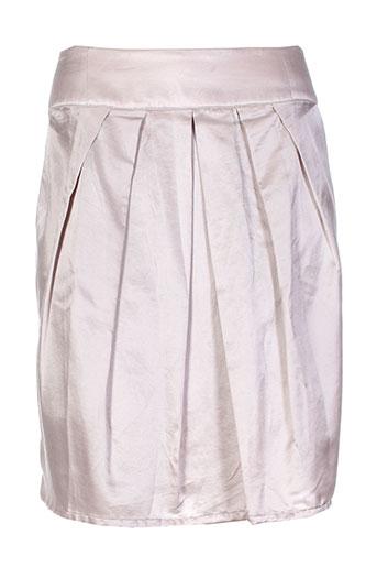 phildar jupes femme de couleur beige