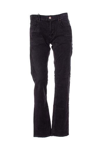 Pantalon casual noir KILIWATCH pour femme