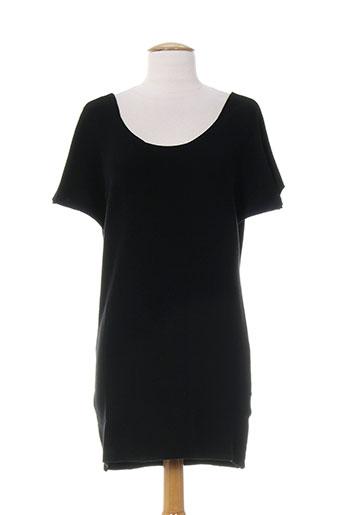 carolina p. robes femme de couleur noir