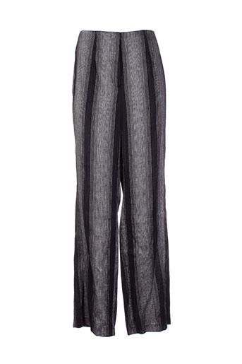 tuzzi pantalons et decontractes femme de couleur gris
