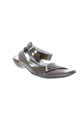 myma chaussures femme de couleur gris