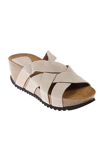 take et me sandales et nu et pieds femme de couleur beige